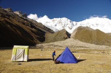 High Altitude Trial in Peru